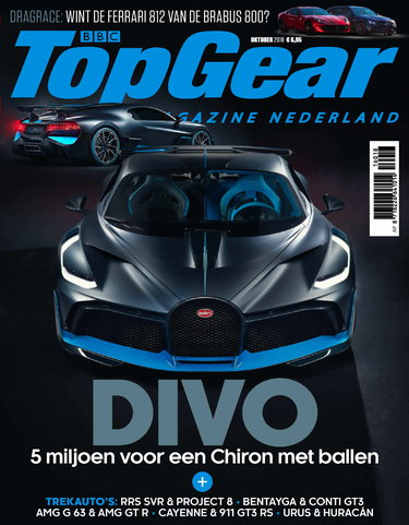 TopGear Magazine 160, iOS & Android  magazine