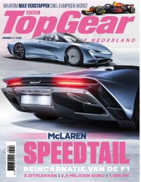 TopGear Magazine 162, iOS & Android  magazine