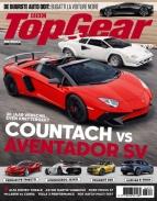 TopGear Magazine 166, iOS & Android  magazine