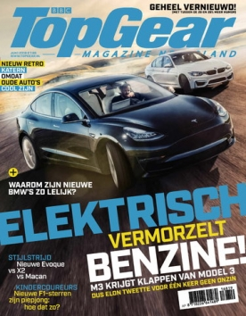 TopGear Magazine 168, iOS & Android  magazine