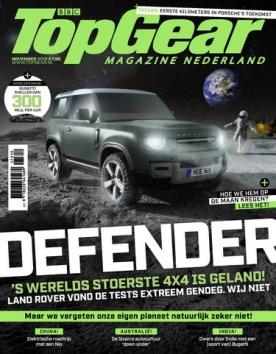 TopGear Magazine 173, iOS & Android  magazine