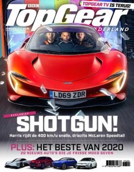 TopGear Magazine 176, iOS & Android  magazine
