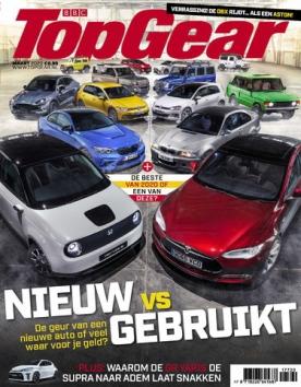 TopGear Magazine 177, iOS & Android  magazine