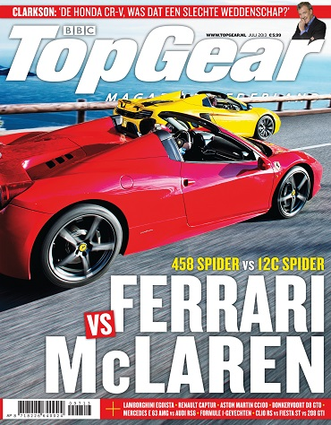 TopGear Magazine 97, iOS, Android & Windows 10 magazine