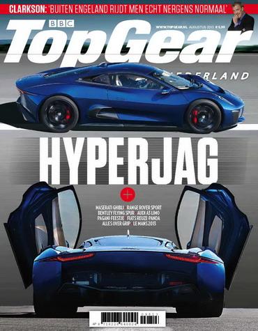 TopGear Magazine 98, iOS, Android & Windows 10 magazine