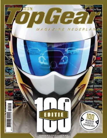 TopGear Magazine 100, iOS, Android & Windows 10 magazine