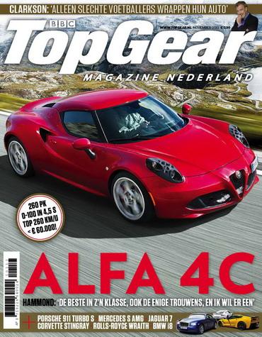 TopGear Magazine 101, iOS, Android & Windows 10 magazine