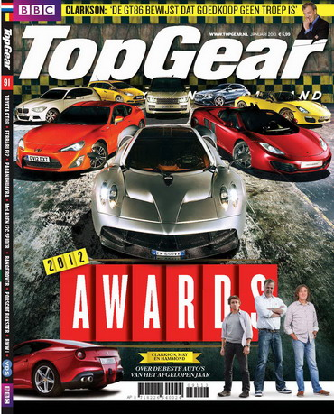 TopGear Magazine 91, iOS, Android & Windows 10 magazine