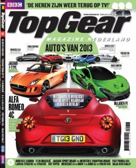 TopGear Magazine 92, iOS, Android & Windows 10 magazine