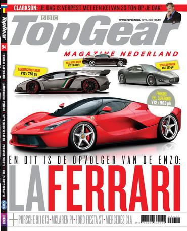 TopGear Magazine 94, iOS, Android & Windows 10 magazine