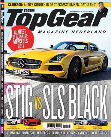 TopGear Magazine 95, iOS, Android & Windows 10 magazine