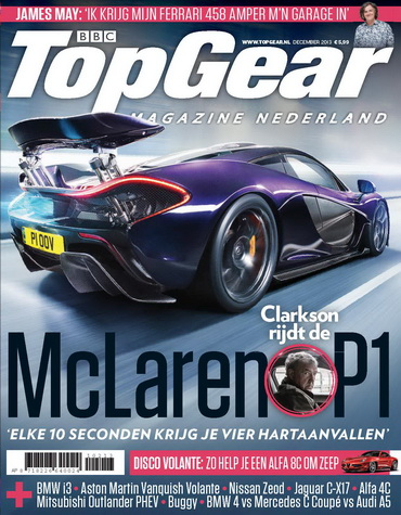 TopGear Magazine 102, iOS, Android & Windows 10 magazine
