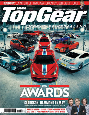 TopGear Magazine 103, iOS, Android & Windows 10 magazine