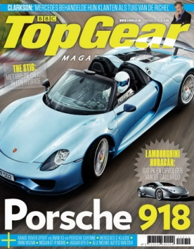 TopGear Magazine 104, iOS & Android  magazine