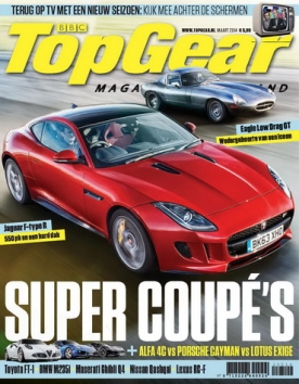 TopGear Magazine 105, iOS & Android  magazine