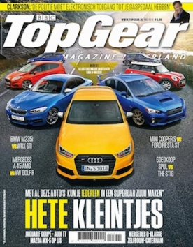 TopGear Magazine 107, iOS & Android  magazine
