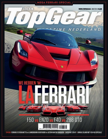 TopGear Magazine 108, iOS, Android & Windows 10 magazine