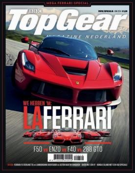 TopGear Magazine 108, iOS & Android  magazine