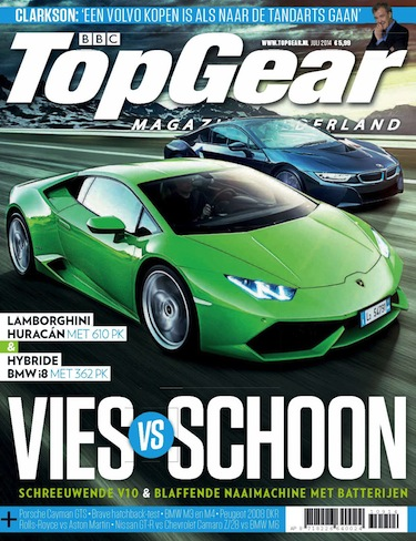 TopGear Magazine 109, iOS, Android & Windows 10 magazine