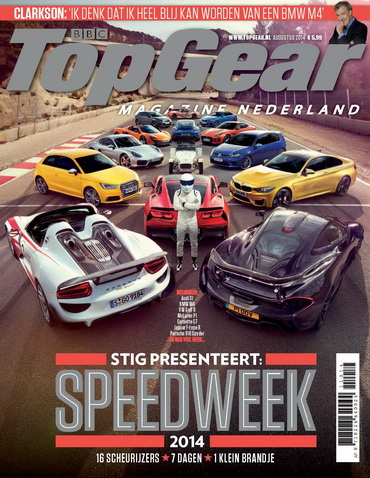 TopGear Magazine 110, iOS, Android & Windows 10 magazine