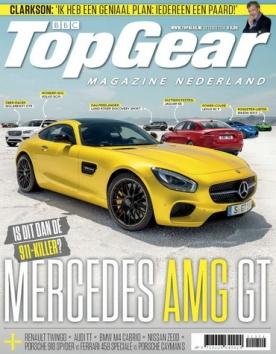 TopGear Magazine 112, iOS & Android  magazine