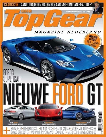 TopGear Magazine 117, iOS & Android  magazine