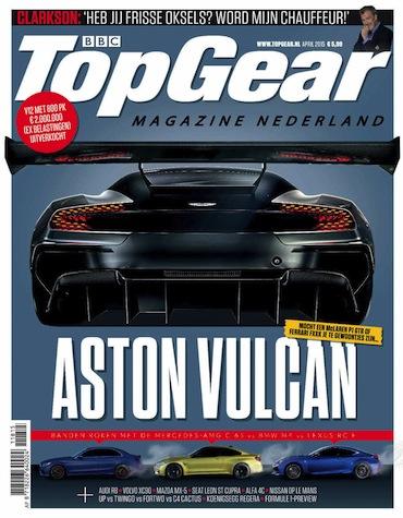 TopGear Magazine 118, iOS & Android  magazine