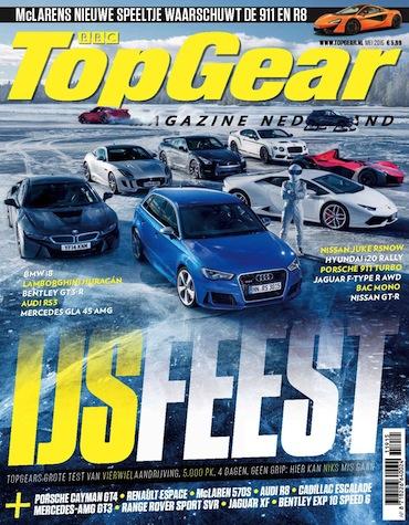 TopGear Magazine 119, iOS & Android  magazine