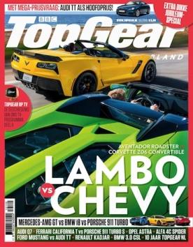 TopGear Magazine 121, iOS, Android & Windows 10 magazine