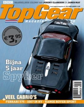 TopGear Magazine 1, iOS & Android  magazine