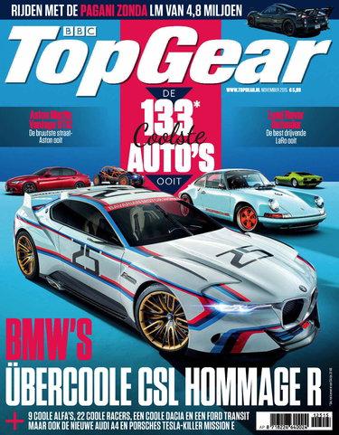 TopGear Magazine 125, iOS & Android  magazine