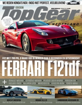 TopGear Magazine 128, iOS & Android  magazine