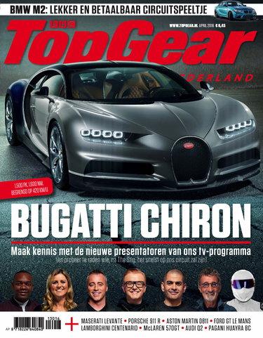 TopGear Magazine 130, iOS, Android & Windows 10 magazine