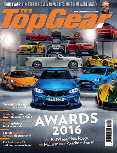 TopGear Magazine 131, iOS & Android  magazine