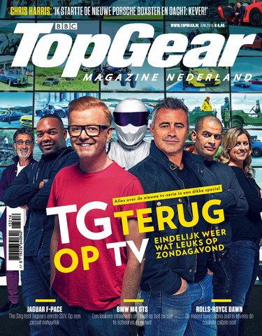 TopGear Magazine 132, iOS & Android  magazine