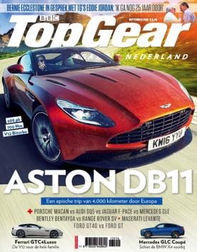 TopGear Magazine 135, iOS & Android  magazine
