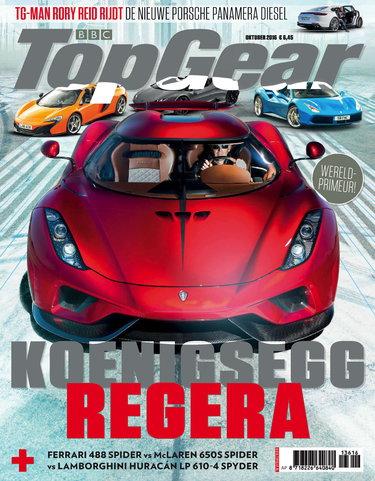 TopGear Magazine 136, iOS, Android & Windows 10 magazine