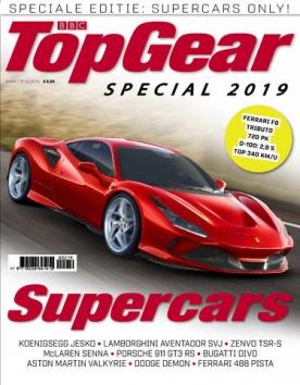 TopGear Supercars 7, iOS & Android  magazine