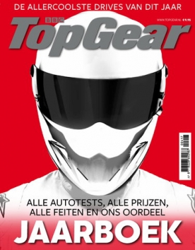 TopGear Jaarboek 6, iOS, Android & Windows 10 magazine