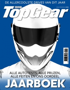 TopGear Jaarboek 7, iOS & Android  magazine