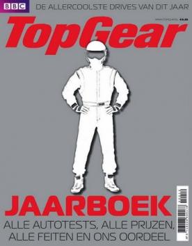 TopGear Jaarboek 1, iOS & Android  magazine