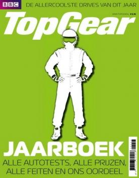 TopGear Jaarboek 2, iOS & Android  magazine