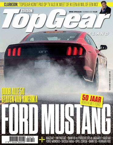 TopGear Magazine 114, iOS, Android & Windows 10 magazine