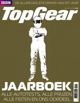TopGear Jaarboek 4, iOS & Android  magazine