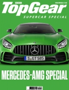TopGear Merkenspecial 7, iOS, Android & Windows 10 magazine
