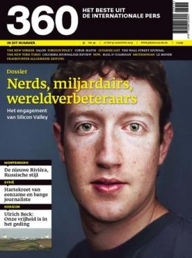 360 Magazine 39, iOS & Android  magazine