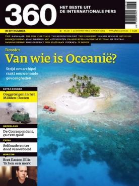 360 Magazine 40, iOS & Android  magazine