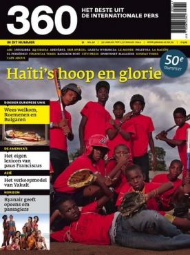 360 Magazine 50, iOS & Android  magazine