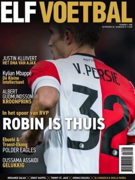 Elf Voetbal Magazine 2, iOS & Android  magazine