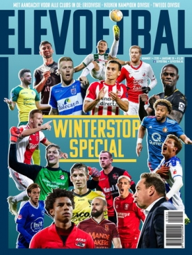Elf Voetbal Magazine 1, iOS & Android  magazine